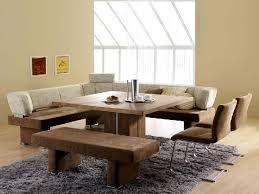 corner bench kitchen table home design and decorating