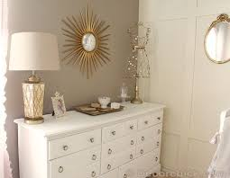 Gorgeous Gold Lamp Is A HomeGoods Find Love This White Dresser Could Be Used In Nursery Or Big Kid Room