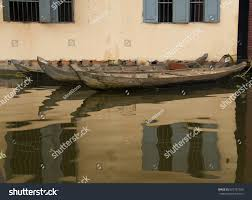 100 Boat Homes S Anchored Outside Flooded Tonle Stock Photo Edit
