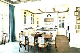 Open Kitchen Dining Room Floor Plans Remarkable Living