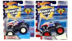 Amazon.com: Hot Wheels Monster Jam Stars And Stripes Bundle Of 2 ... Monster Jam Madusa Truck Georgia Dome Atlanta Full Run Krazy Train Hot Wheels Vehicle Play Vehicles Amazon Stock Photos Images Alamy Download 1482 Look Out Boys Pink Tutu Shirt Tvs Toy Box 2014 Fun For The Whole Family Giveawaymain Street Mama Maxd Rc Video Dailymotion Madusamonsterjamjpg 1280852 Monsters Pinterest List Of 2018 Trucks Wiki Amazoncom Gun Slinger 2004