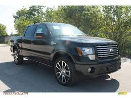 2010 Ford F150 Harley-Davidson SuperCrew In Tuxedo Black - D10981 ...