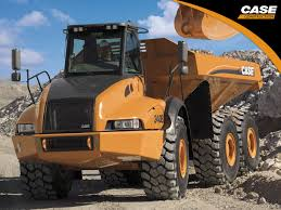 Rent A Case 330B Articulated Dump Truck Starting From $950/Day
