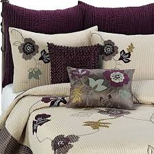 Bed Bathandbeyondcom by Plum And Grey Bedding Anthology Quilt In Plum Vine Www