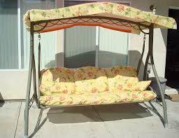 Patio Swings With Canopy by Best Patio Swing With Canopy U2014 Outdoor Chair Furniture Design Of