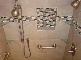 shower tile accent ideas remodeling your washroom using tile