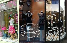Easy And Low Cost Ideas For Your Spring 2015 Window Display