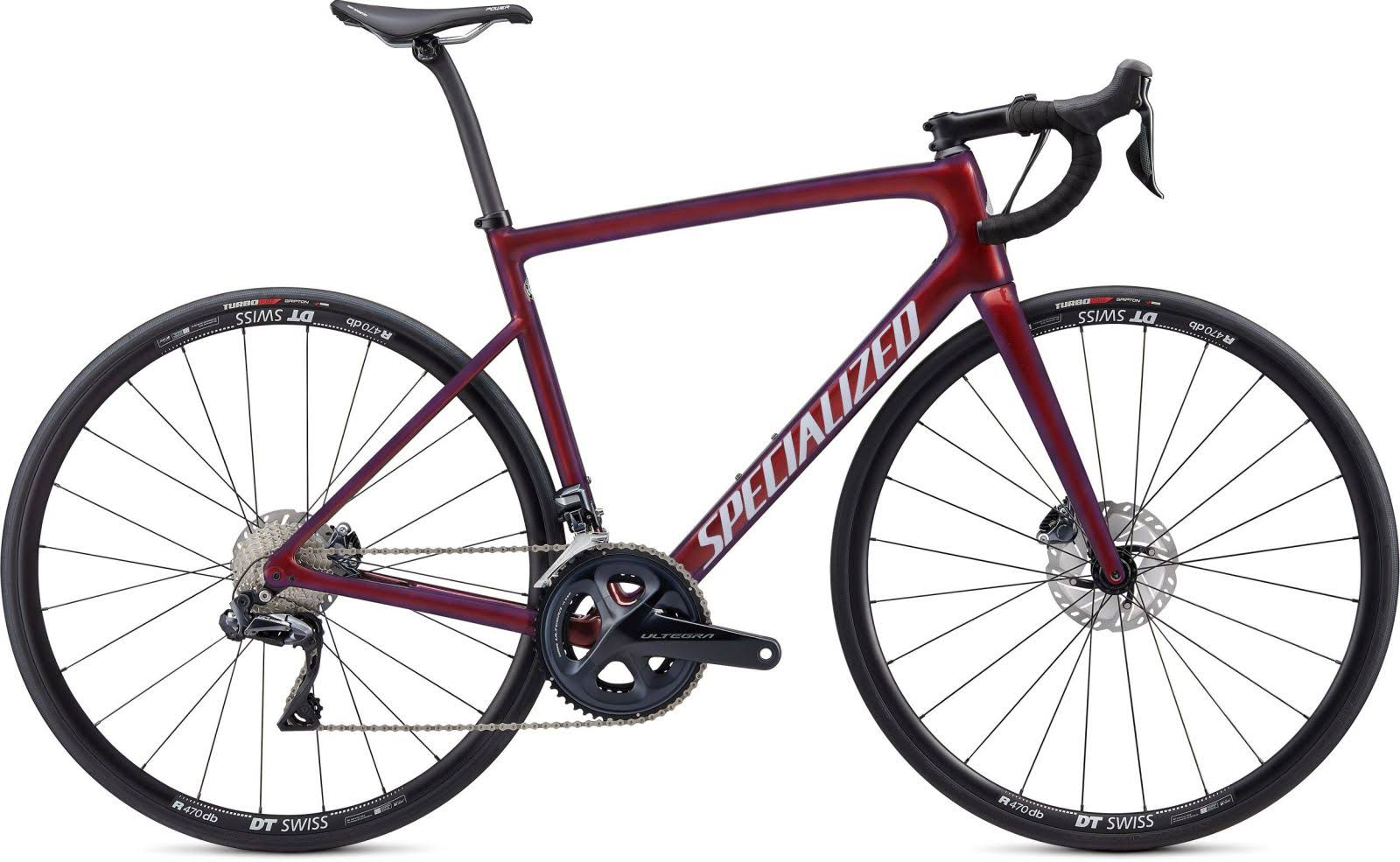 Specialized Tarmac Disc Comp Ultegra Di2 2020 Road Bike - Cast Berry