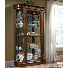 pulaski furniture curios gallery curio cabinet bullard furniture