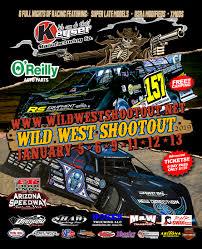 100 Wild West Cars And Trucks Its Shootout Time At Arizona Speedway Arizona Speedway