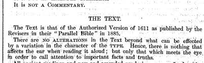 It Is Also A False Teaching That Writer Gary Stephen Crous Had To Repent Of Now Let Us Get Started With The Companion Bible
