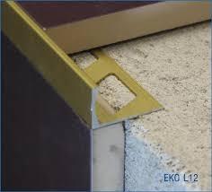 metal aluminium tile corner trim edge tile edging trim