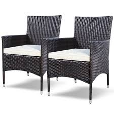 Set Of 2 Rattan Patio Cushioned Chairs Supagarden Csc100 Swivel Rattan Outdoor Chair China Pe Fniture Tea Table Set 34piece Garden Chairs Modway Aura Patio Armchair Eei2918 Homeflair Penny Brown 2 Seater Sofa Table Set 449 Us 8990 Modern White 6 Piece Suite Beach Wicker Hfc001in Malibu Classic Ding And 4 Stacking Bistro Grey Noble House Jaxson Stackable With Silver Cushion 4pack 3piece Cushions Nimmons 8 Seater In Mixed