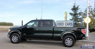 Used 2014 Ford F-150 4x4 SuperCrew 157