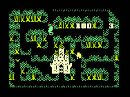 Halloween Atari 2600 Reproduction by Intellivision Reviews M R By The Game Critic