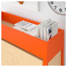 ikea ps 2014 bureau ikea desk orange ps orangebirch veneer 0471937 pe613767