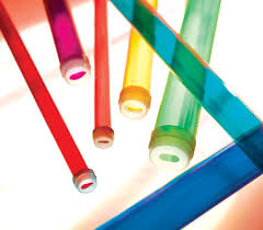 colour sleeves for fluorescent lights from filters
