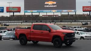 100 Chevy Silverado Truck Parts 2019 Chevrolet Handson Heres A Quick First Look Roadshow