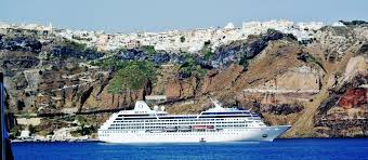 Cruise Ship Sinking Santorini by Sample Holy Land Itinerary U2013 Ed Hill Tours