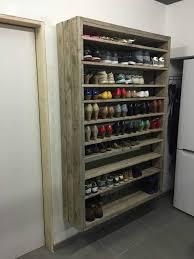 best 25 pallet shelving ideas on pinterest pallet shelves