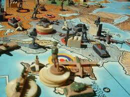 Looking At The Game Pieces Of Axis Allies