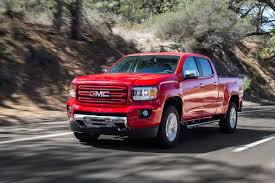 Small Truck, Big Deal: GMC Canyon Returns To Mid-size Truck Segment ...