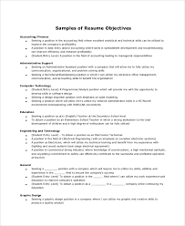 Administrative Assistant Resume Objective Sample