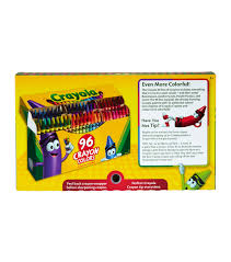 Crayola Bathtub Crayons Refill by Crayola Big Box Of Crayons 96 Pkg Joann
