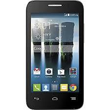 Alcatel e Touch Evolve 2 Black No Contract T Mobile
