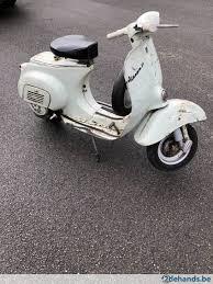 Vespa 50 1 Ere Serie 1964