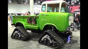 100 2014 Jeep Truck 1958 Forward Control 170 SEMA YouTube