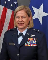 Utah Guard s First Female General ficer selected to mand Utah