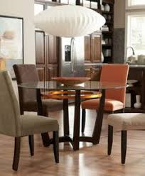 Macys Round Dining Room Table by Garwood Dining Room Furniture Collection Macy U0027s 7 Piece Table