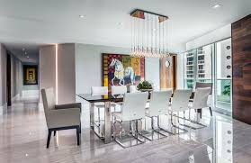 Marvelous Modern Kitchen Tile Flooring Dining Room Picture In Theater Gaming Remodeling Sebring Services Design Ideas
