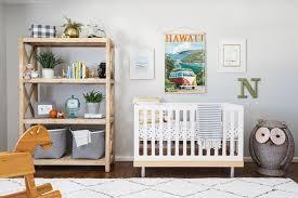 chambre bébé retro deco chambre bébé 15 inspirations trop mignonnes