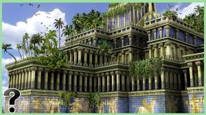 100 Images Of Hanging Gardens Were The Of Babylon Real Art Videos