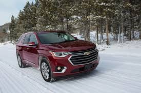 100 Traverse Truck 2019 Chevy LT Review Spacious But Lacking Elsewhere