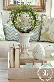 Kitchen Table Decorating Ideas by 307 Best Tray And Coffee Table Vignettes Images On Pinterest