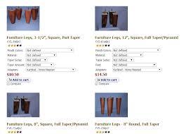Karlstad Sofa Metal Legs by Uncle Bob Vs Prettypegs Ikea Sofa Legs Review