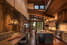 100 Contemporary Lodge Style Home Blends Rusticcontemporary In Martis Camp