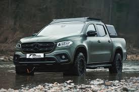 100 Hunting Trucks MercedesBenz Gruma Hunter XClass Truck Uncrate