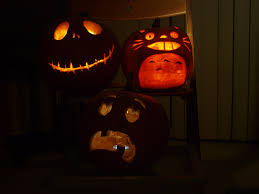 Totoro Pumpkin Carving Patterns by The World U0027s Best Photos Of Miyazaki And Pumpkin Flickr Hive Mind