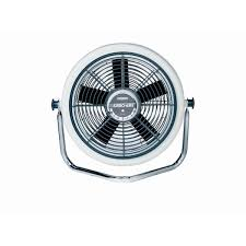 High Velocity Floor Fan Chrome by Seabreeze Electric High Velocity Floor Fan U0026 Reviews Wayfair