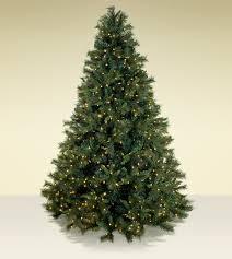 Deluxe Brighton Pine Artificial Christmas Tree