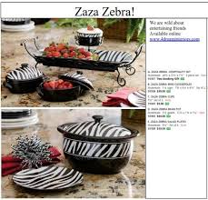 NEW ZaZa Zebra Collection All Stoneware Is Oven Microwave And Dishwasher Safe Everything At Home DecorHome DecorationKitchen