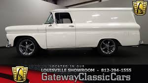 1963 Chevrolet Panel Truck - Louisville Showroom - Stock #1115 - YouTube