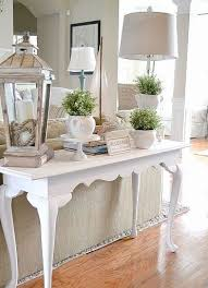 A Simple Vignette Home Decor Spring On The Lookout For Narrow Basket Or Trunk Underneath Table And Then It Will Be Complete