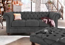 premium collection by home affaire chesterfield sofa chesterfield
