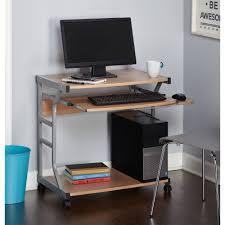 Furinno Computer Desk 11193 by Desks Dark Wood