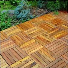 deck tiles wood 盪 charming light acacia wood 6 slat interlocking